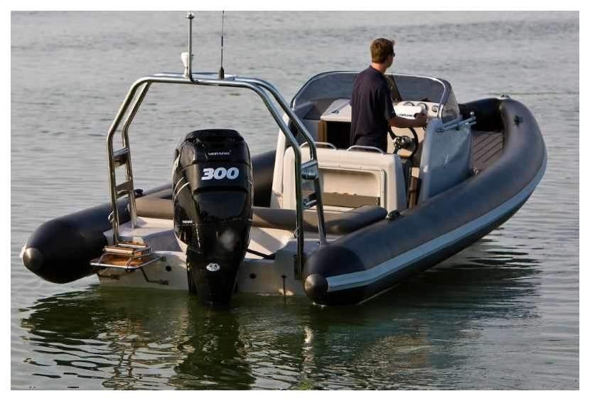 Outboard motor Mercury Verado 300 L