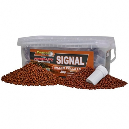 Пеллетс Starbaits PELLETS Signal MIX 2KG