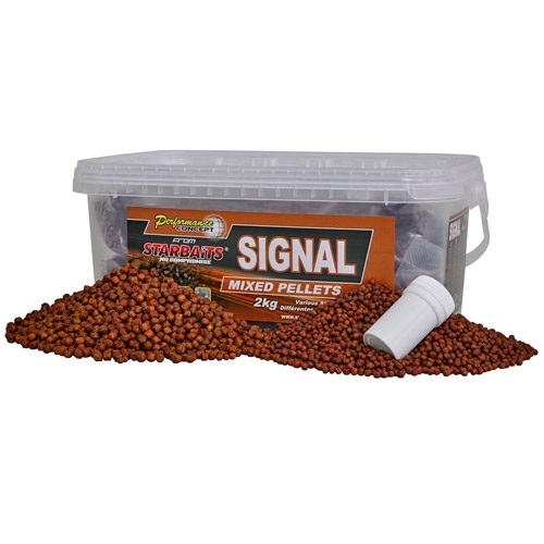 Пеллетс Starbaits Pellets Signal Mix 2кг