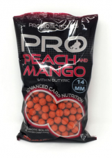 Бойлы Starbaits Probiotic Peach and Mango