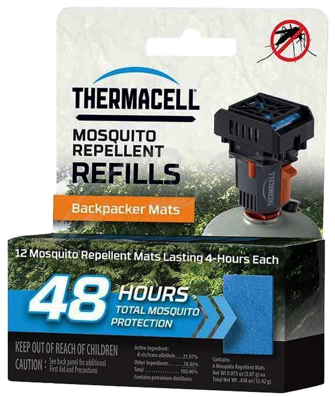 Картридж Thermacell M-48 Repellent Refills Backpacker