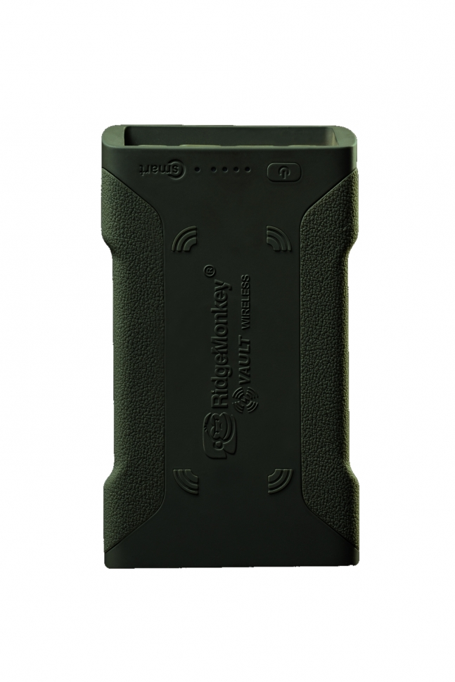 Безпроводний повербанк VAULT C-SMART WIRELESS 26950MAH GREY