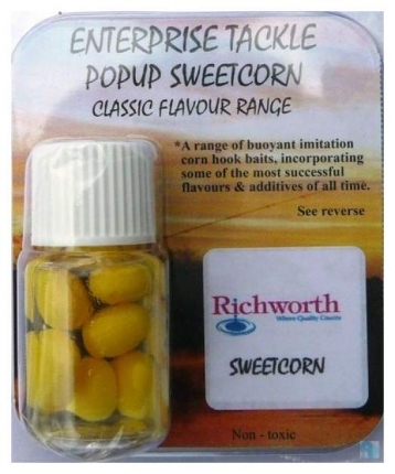 Кукуруза Enterprise Tackle Pор Uр Richworth Sweetcorn Yellow